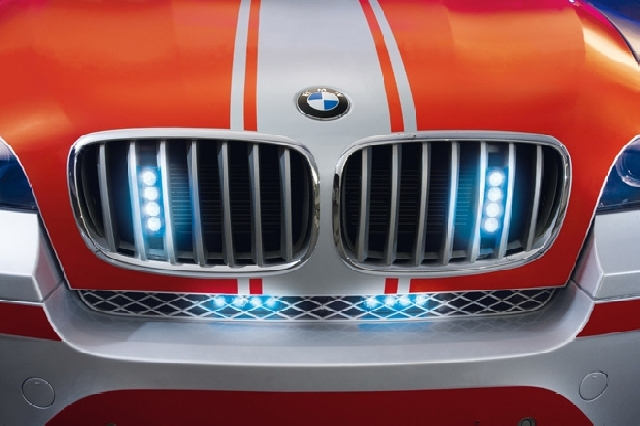 Poza 4: Ambulanta BMW X6