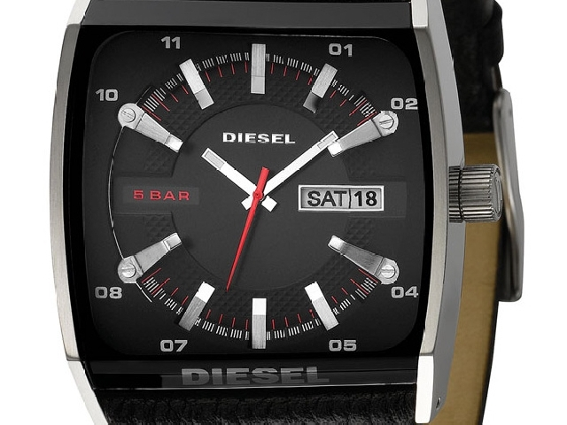 Poza 1: DIESEL Cushion Watch