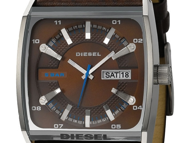 Poza 3: DIESEL Cushion Watch