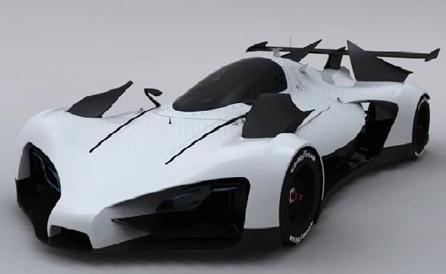 Foto 1: GreenGT pentru Le Mans