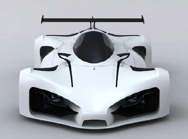 Foto 2: GreenGT pentru Le Mans
