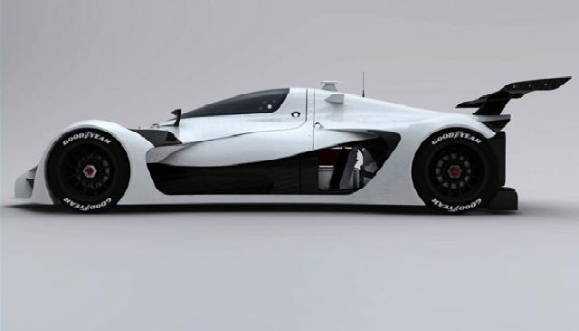 Foto 3: GreenGT pentru Le Mans