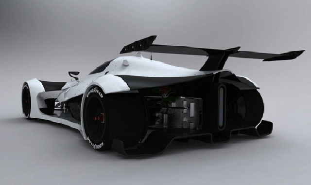 Foto 5: GreenGT pentru Le Mans