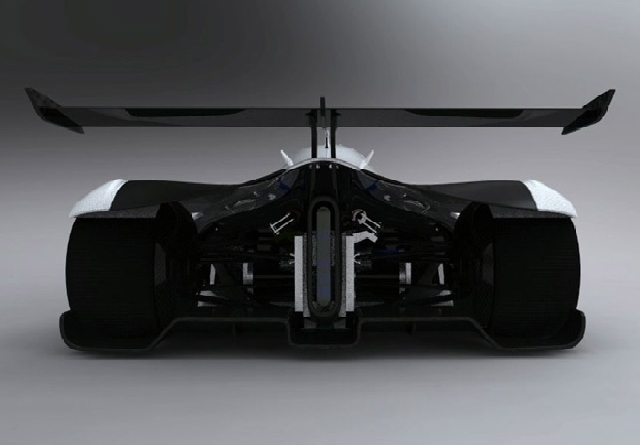 Foto 6: GreenGT pentru Le Mans