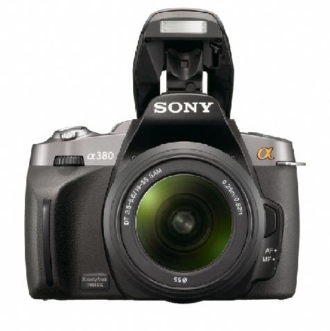 Poza 1: Noile camere Sony Alpha DSLR