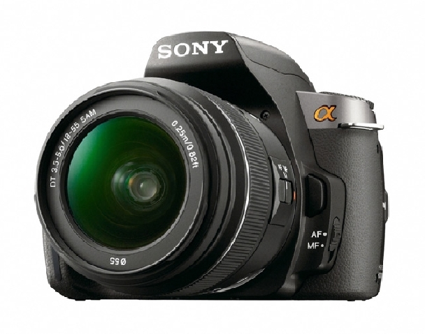 Poza 5: Noile camere Sony Alpha DSLR