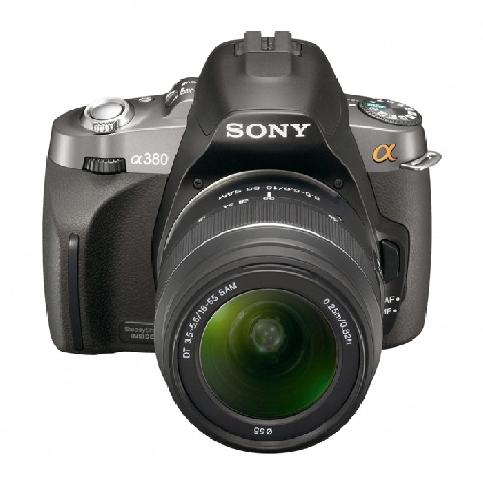 Poza 7: Noile camere Sony Alpha DSLR