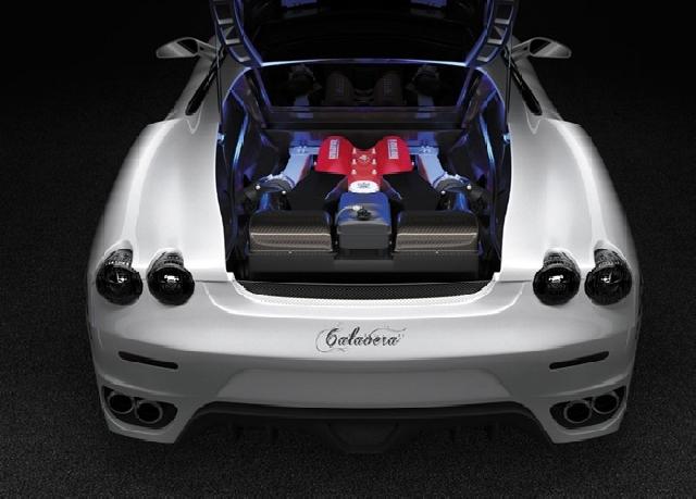 Poza 6: Ferrari F430 Calavera