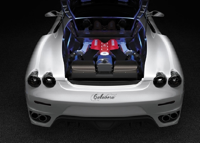 Foto 6: Ferrari F430 Calavera