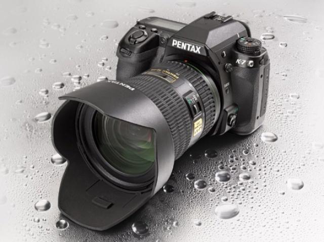 Poza 1: Pentax K-7 stie HD si HDR