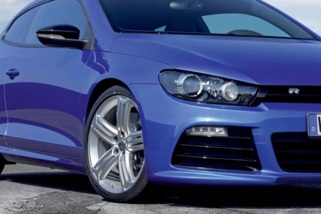 Poza 4: Volkswagen Scirocco R