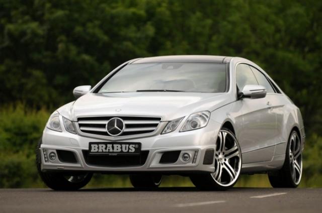 Foto 1: Mercedes E-Class Brabus