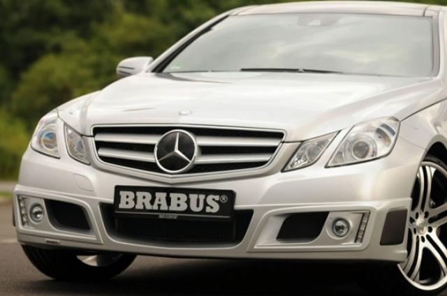 Foto 2: Mercedes E-Class Brabus