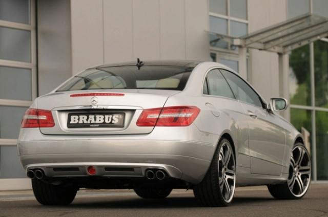 Foto 3: Mercedes E-Class Brabus