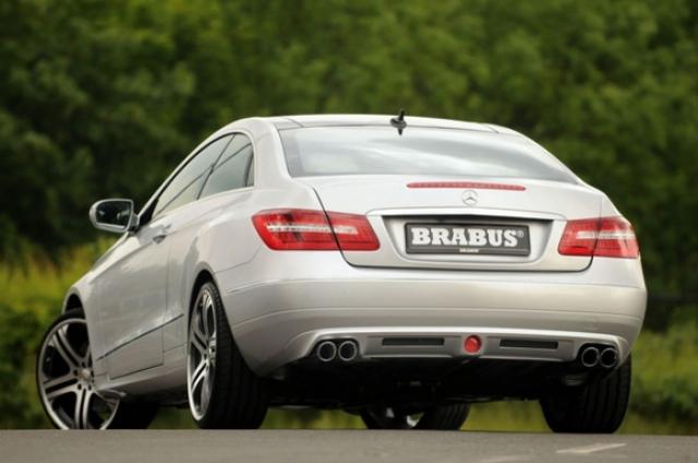 Foto 4: Mercedes E-Class Brabus