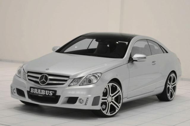 Foto 7: Mercedes E-Class Brabus