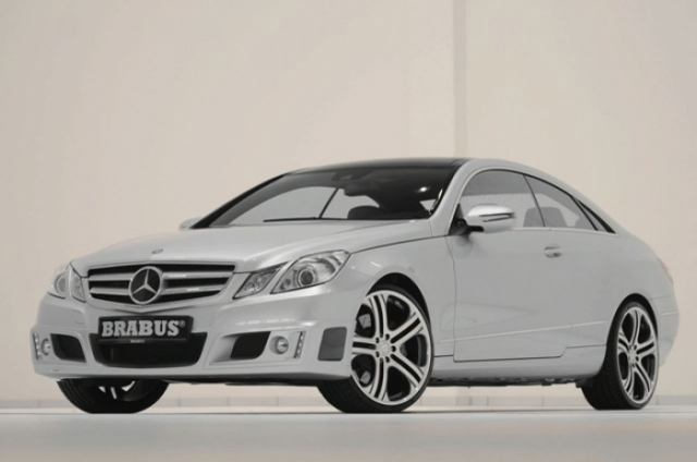 Foto 8: Mercedes E-Class Brabus