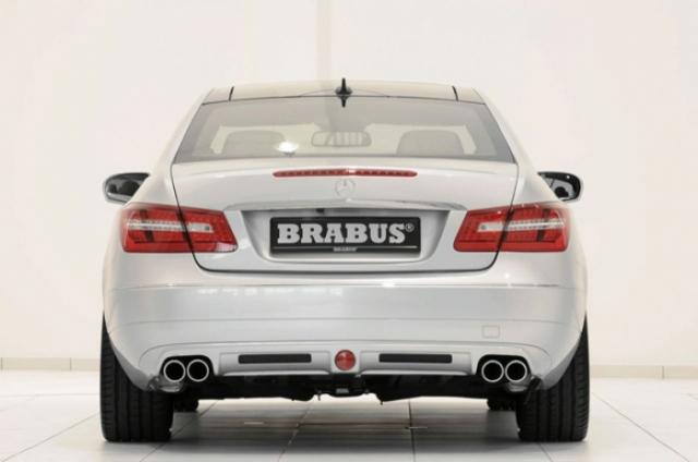 Foto 11: Mercedes E-Class Brabus