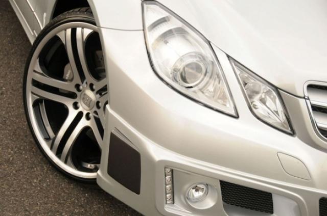 Foto 12: Mercedes E-Class Brabus