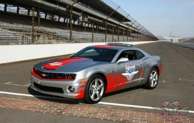 Poza 1: Camaro Indy 500