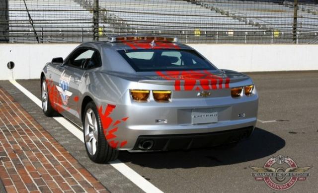 Poza 3: Camaro Indy 500