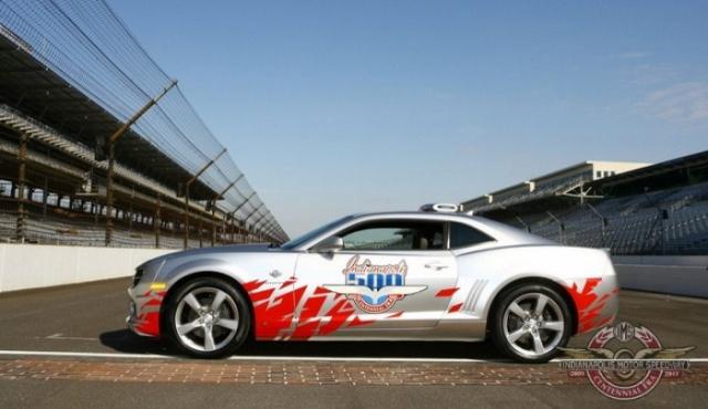 Poza 4: Camaro Indy 500