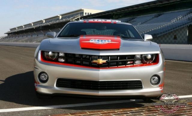 Foto 5: Camaro Indy 500