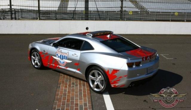 Poza 6: Camaro Indy 500