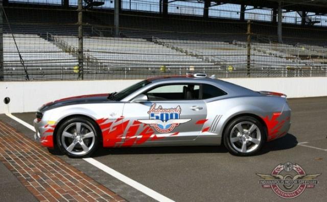 Poza 7: Camaro Indy 500