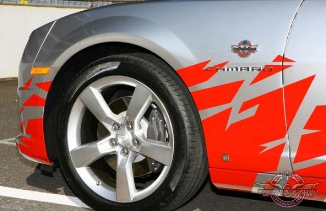 Foto 8: Camaro Indy 500