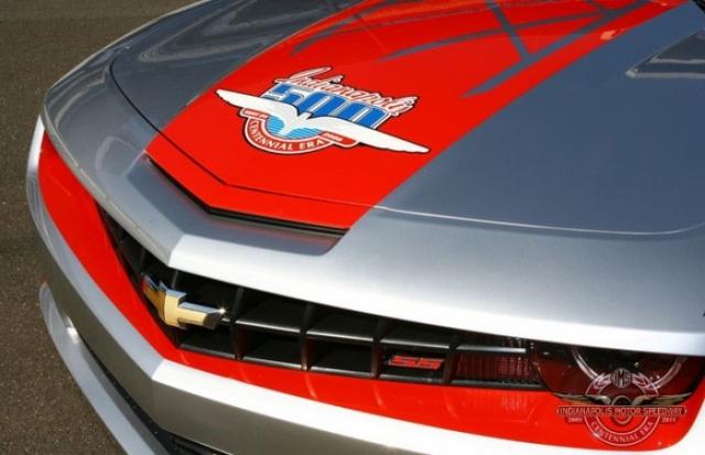 Poza 9: Camaro Indy 500