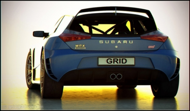 Poza 2: Viitorul Subaru WRX STI?