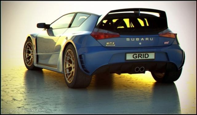 Poza 4: Viitorul Subaru WRX STI?
