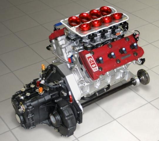 Poza 2: Ariel Atom 500 V8
