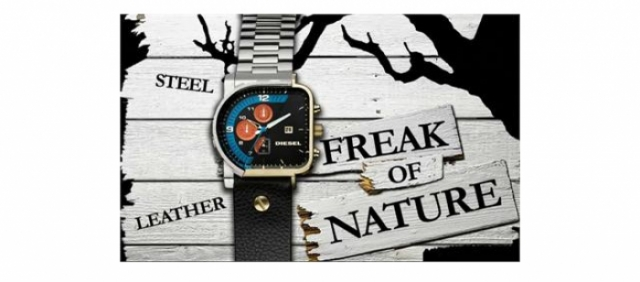 Foto 3: Diesel DZ4160 Freak of Nature