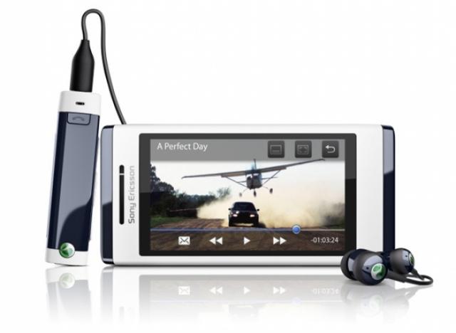 Foto 2: Sony Ericsson Aino
