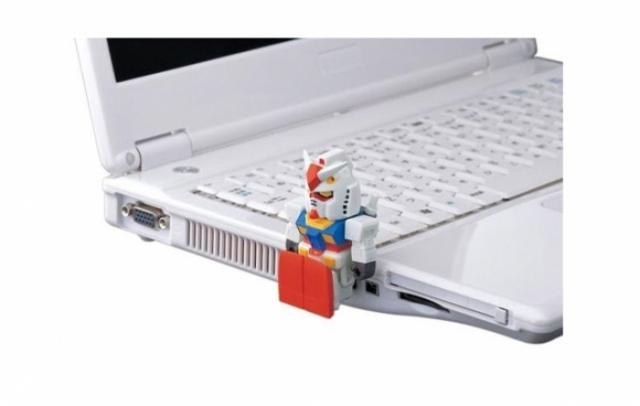 Poza 3: 35 de USB-uri traznite