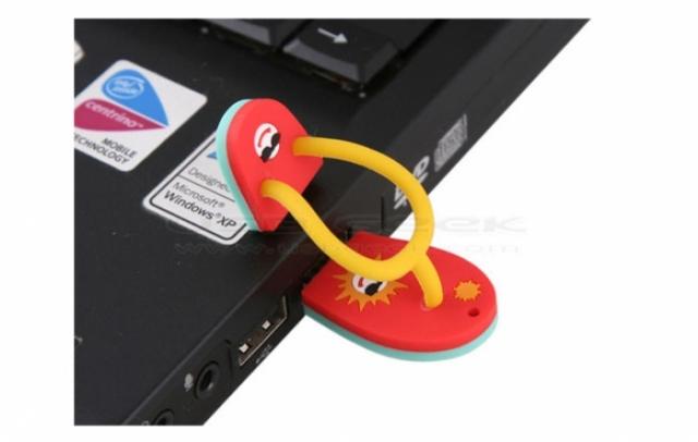 Foto 5: 35 de USB-uri traznite