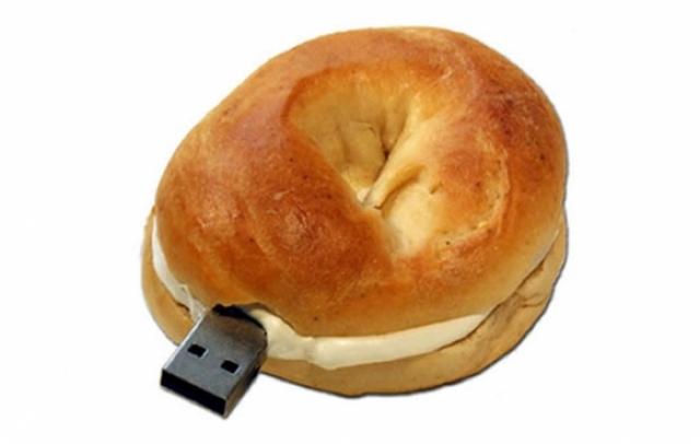 Foto 8: 35 de USB-uri traznite