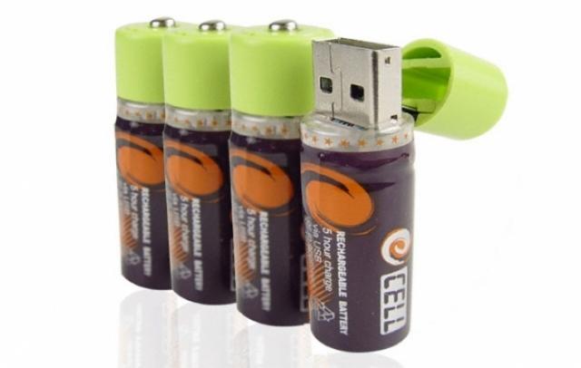 Foto 10: 35 de USB-uri traznite