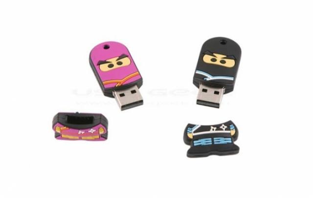 Foto 17: 35 de USB-uri traznite