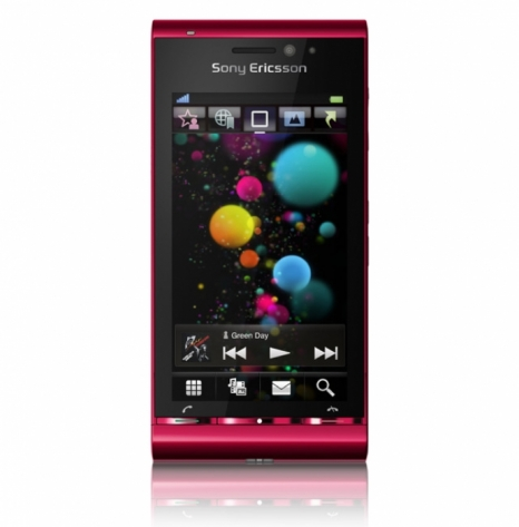 Foto 2: Sony Ericsson Satio