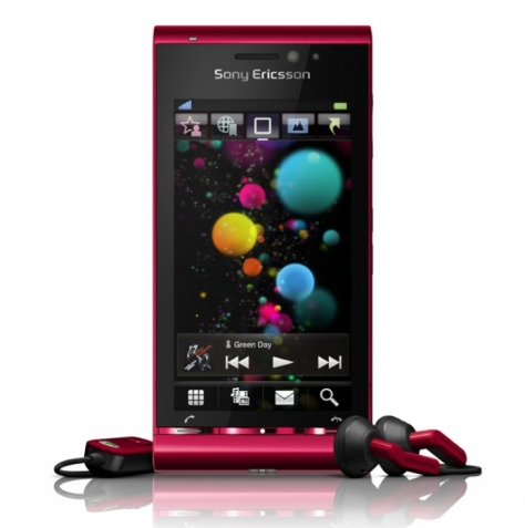 Foto 3: Sony Ericsson Satio