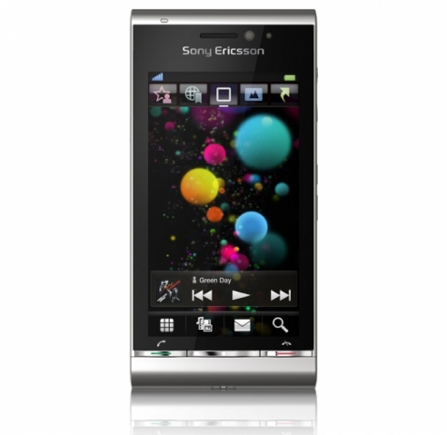 Foto 5: Sony Ericsson Satio