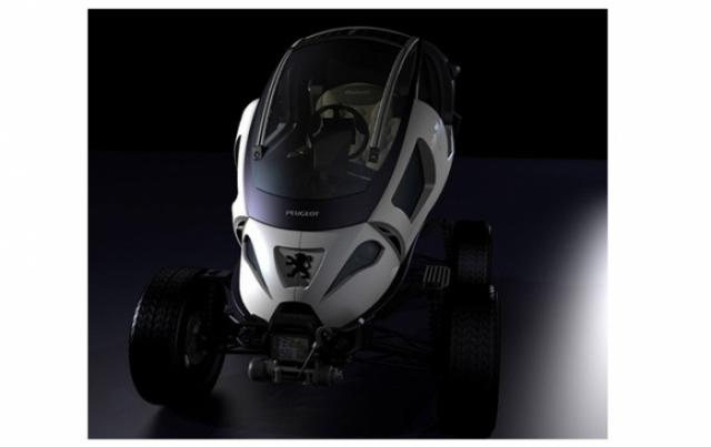 Poza 1: Peugeot Capsule
