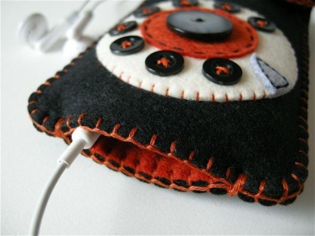Poza 4: Handmade: Husa iPhone 3G