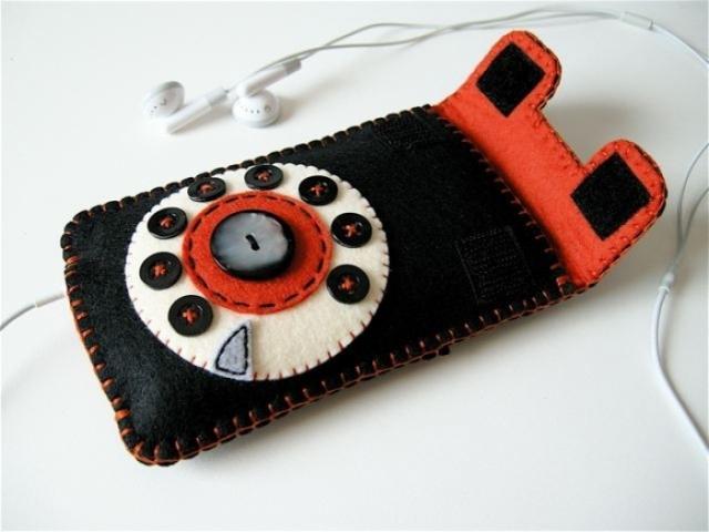 Poza 5: Handmade: Husa iPhone 3G