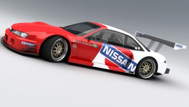 Poza 4: Vizualtech Nissan 200SX