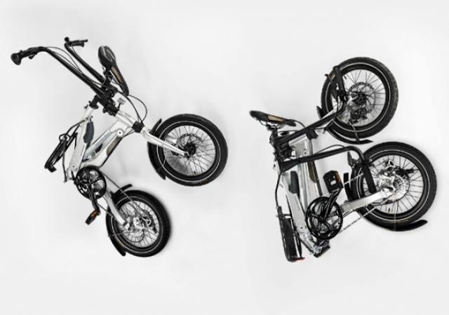Poza 15: Biciclete Mercedes-Benz