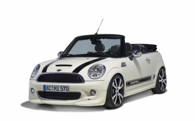 Foto 3: AC Schnitzer Mini Cooper S cabrio